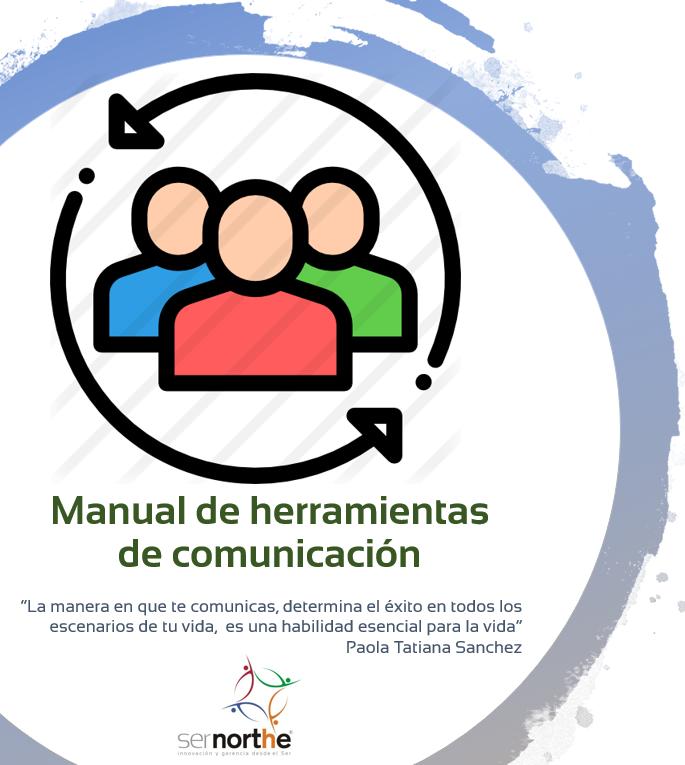 portada manual de comunicación